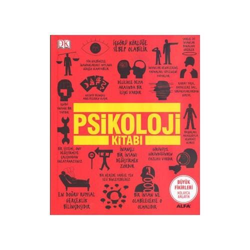 Psikoloji Kitabı (Ciltli)-Kolektif