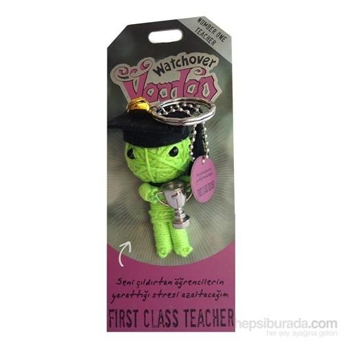 Voodoo First Class Teacher Anahtarlık