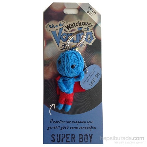 Voodoo Superboy Anahtarlık