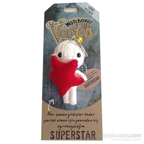 Voodoo Superstar Anahtarlık
