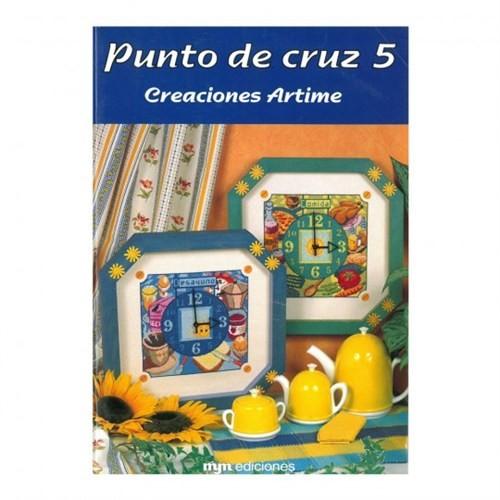 Tuva Yayıncılık Punto De Cruz 5 Nakış Dergisi