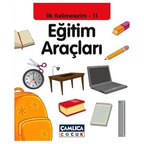 İlk Kelimelerim-11 Eğitim Araçları - Bilal Gezer