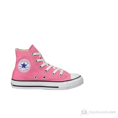 Converse 3J234 Chuck-Taylor-As-Core Pink HI Çocuk Spor Ayakkabı