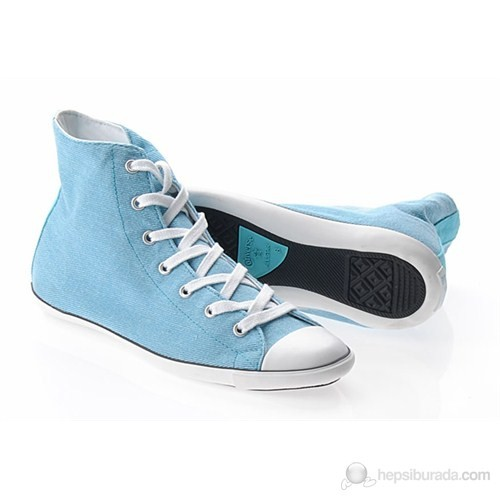 Converse 513751 Extall Star Lightscuba Blue HI Unisex Spor Ayakkabı