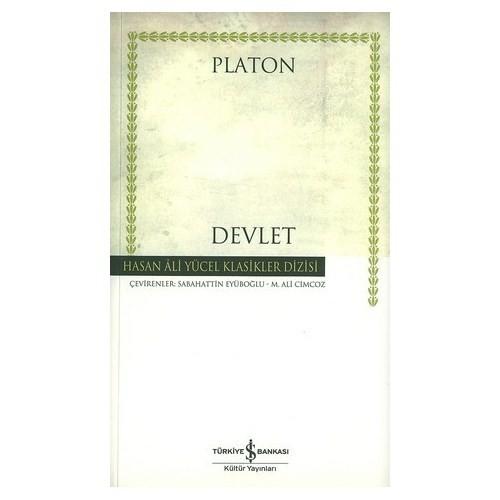 Devlet (Ciltsiz) - Platon