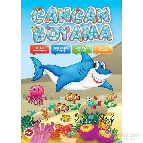 Cancan Boyama