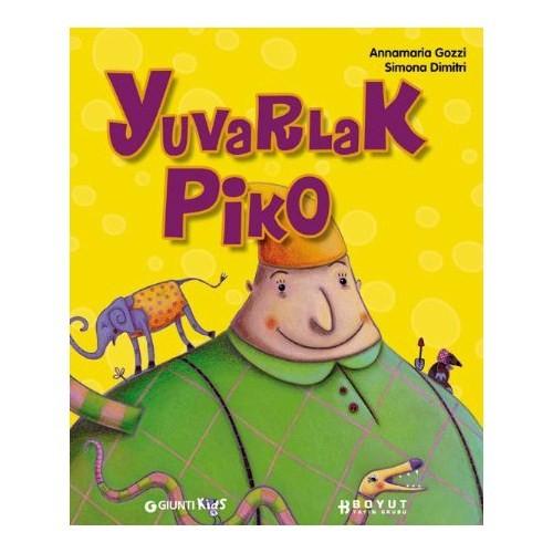 Yuvarlak Piko - Simona Dimitri
