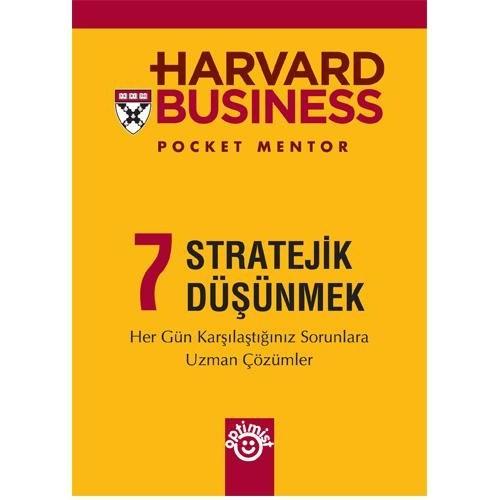 Stratejik Düşünmek (5 Kitap Takım)-Kolektif