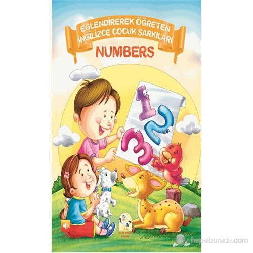 Eğlendirerek Öğreten Çocuk Şarkıları - Numbers (Sesli Kitap)-Kolektif