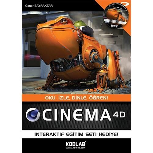 Cinema 4D - Caner Bayraktar