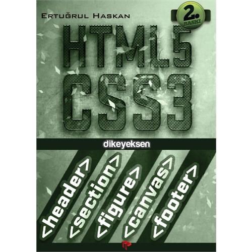 HTML5 ve CSS3 - Ertuğrul Haskan