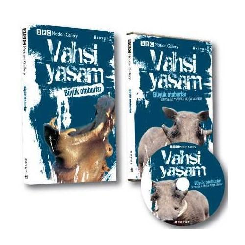 Vahşi Yaşam - Büyük Otoburlar (Kitap + Dvd)