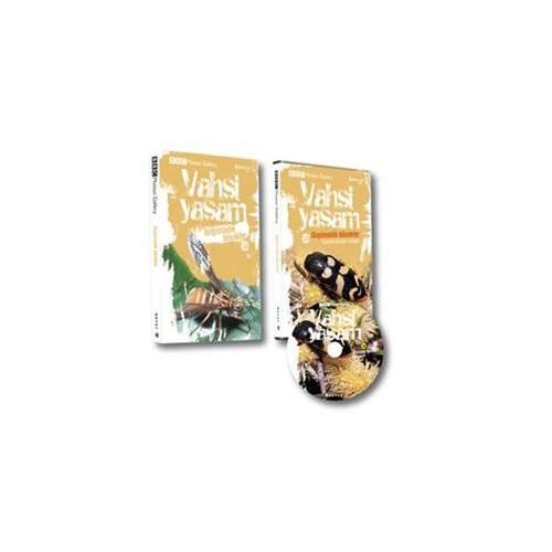 Vahşi Yaşam 2 - Alışılmadık Böcekler (Kitap + Dvd)