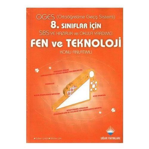 Uğur SBS 8. Sınıf Fen ve Teknoloji Konu Anlatımlı