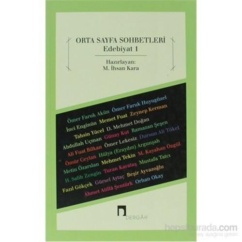 Orta Sayfa Sohbetleri - Edebiyat 1