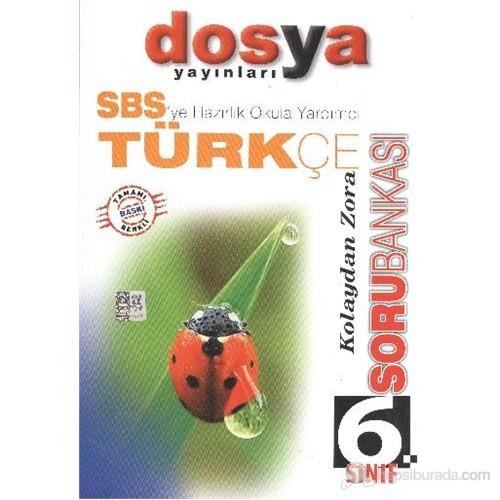 Dosya 6. Sınıf Sbs Türkçe Soru Bankası