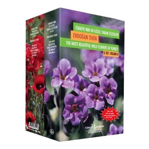 Türkiyenin En Güzel Yaban Çiçekleri (Kutulu)-Erdoğan Tekin