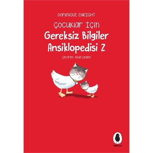Gereksiz Bilgiler Ansiklopedisi 2 (Çocuklar İçin)