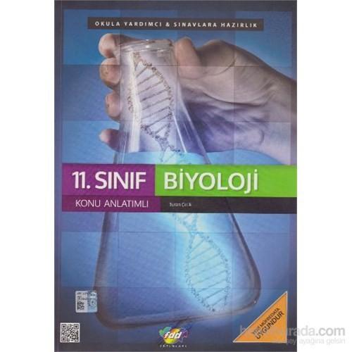 FDD 11. Sınıf Biyoloji Konu Anlatımlı