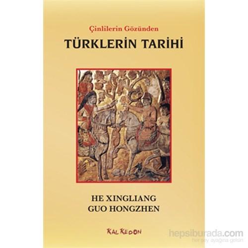 Çinlilerin Gözünden Türklerin Tarihi-Guo Hongzhen