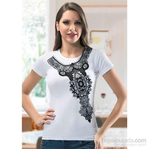 Night Light Bayan T-Shirt 6129