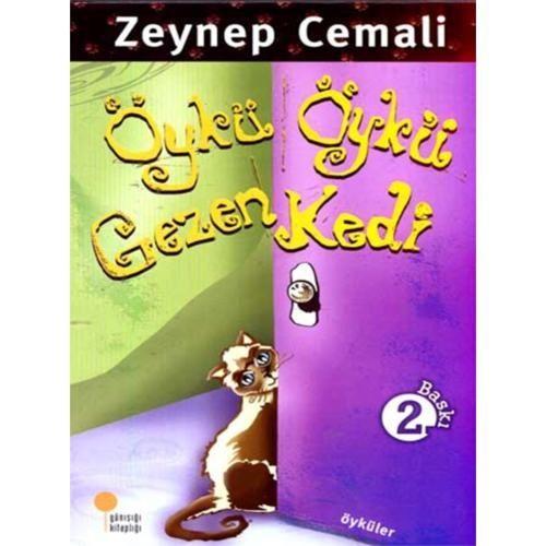Öykü Öykü Gezen Kedi - Zeynep Cemali