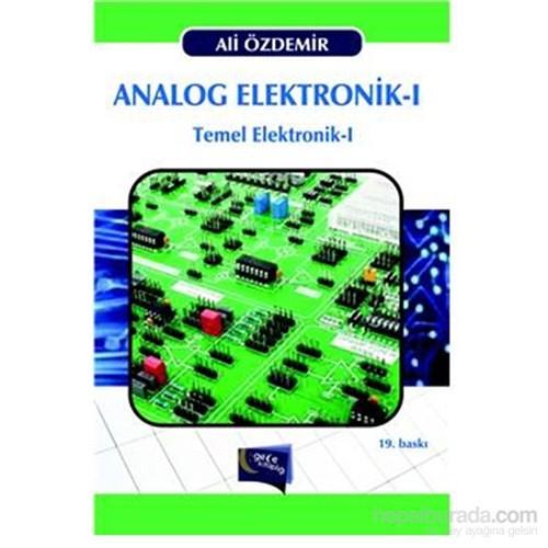Analog Elektrik 1 Temel Elektronik 1-Ali Özdemir