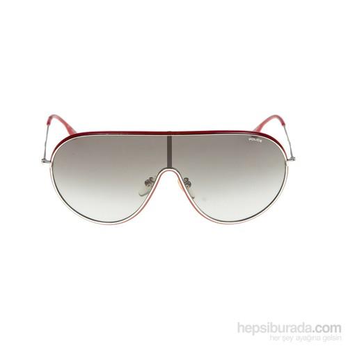 Police 8639 On54 Unisex Güneş Gözlüğü