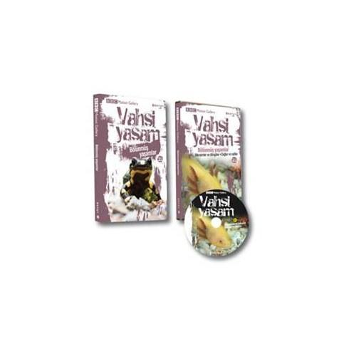 Vahşi Yaşam 2 - Bölünmüş Yaşamlar (Kitap + Dvd)