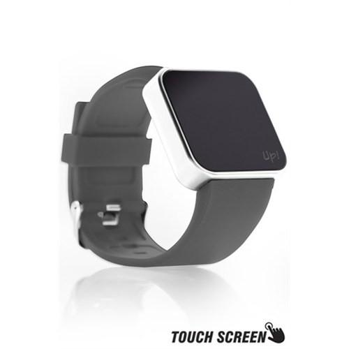 Upwatch Touch Shiny Silver&Grey Kol Saati