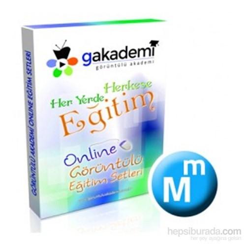 A'dan Z'ye SMMM Türkçe Online Görüntülü Eğitim Seti