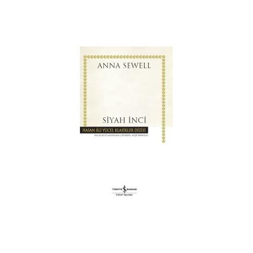 Siyah İnci (Ciltli) - Anna Swell