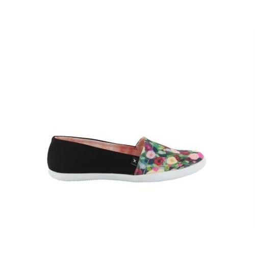 Kinetix 1240895 Masha Siyah Kadın Günlük Ayakkabı
