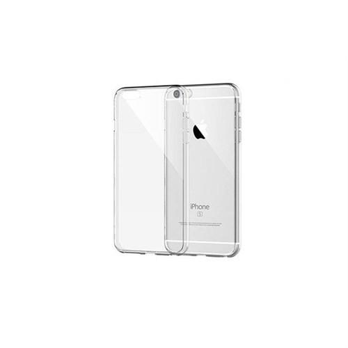 Addison Ip-657S Beyaz İphone 6S Plus 5.5 Şeffaf Koruma Kılıfı