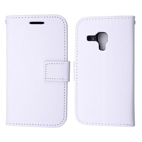 Ally Samsung Galaxy S Duos Gt S7562 Standlı Cüzdan Deri Kılıf