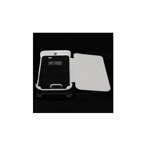 Ally Samsung Galaxy Note 3 Bataryalı Flip Kılıf (3200 Mah)