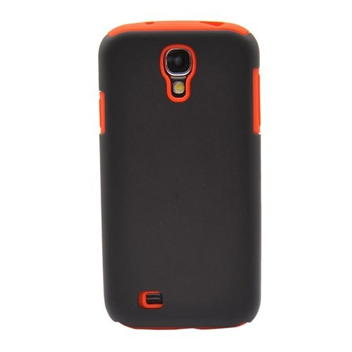 Vacca Samsung Galaxy S4 Double Layers 2 S-Line Black&Red Kapak