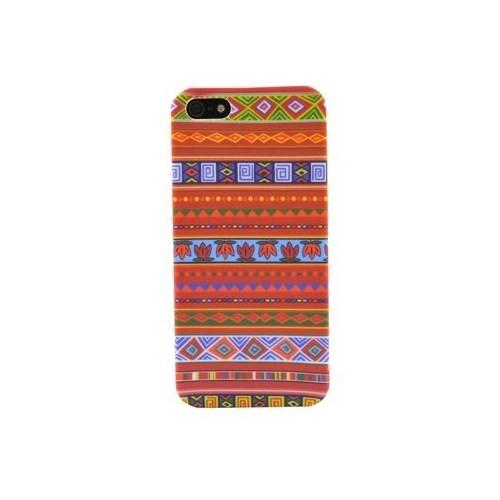 Duck Apple iPhone 5 Maya Ethnic 4 Kapak