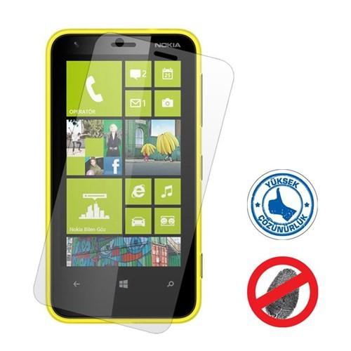 Vacca Nokia Lumia 620 Mat Parlamaz Ekran Filmi