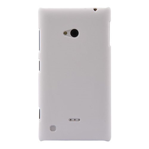 Duck Lumia 720 Plastic Daily White Kapak