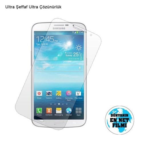 Vacca Samsung Galaxy Mega Ultra Şeffaf Ekran Filmi
