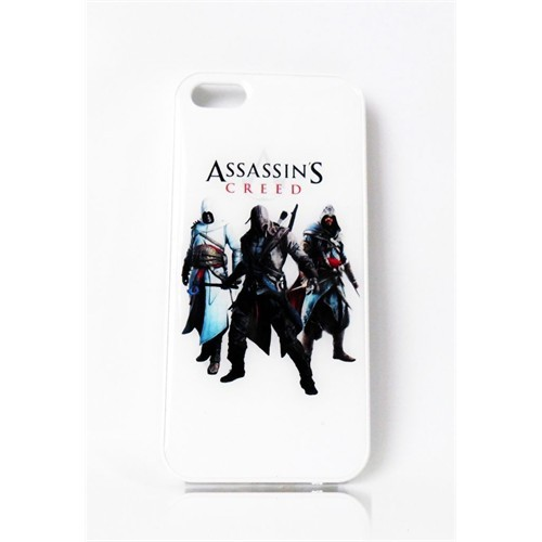 Köstebek Assassin's Creed İphone 5 Telefon Kılıfı