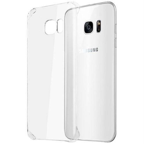 Microsonic Samsung Galaxy S7 Edge Kılıf Kristal Şeffaf