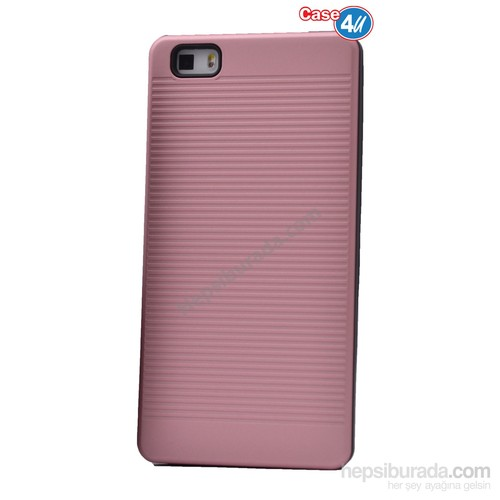 Case 4U Huawei P8 Lite You Koruyucu Kapak Pembe