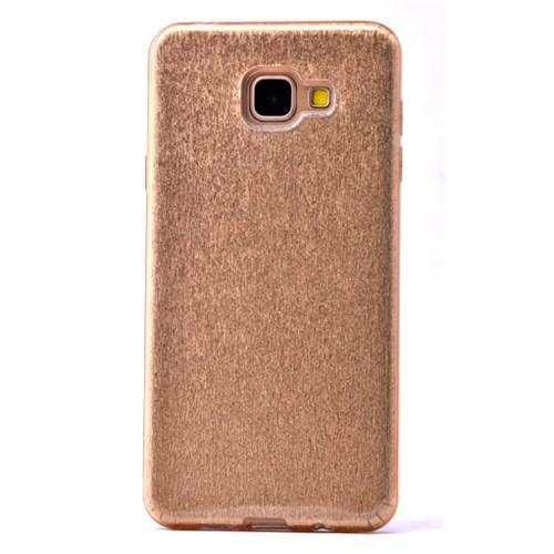 Lopard Samsung Galaxy A5 (2016) Kılıf Shining Arka Sert Kapak Gold