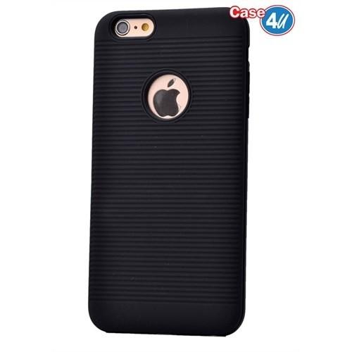 Case 4U Apple İphone 6S You Koruyucu Kapak Siyah