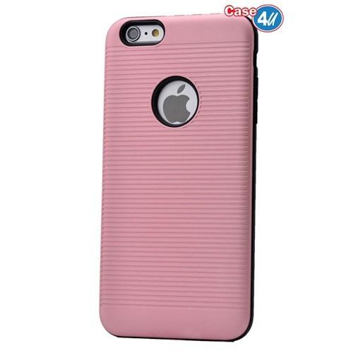 Case 4U Apple İphone 6 Plus You Koruyucu Kapak Pembe