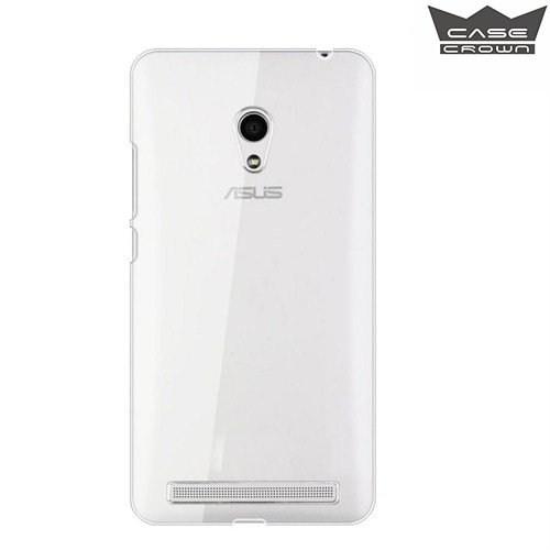 CaseCrown Asus Zenfone 5 Ultra İnce Silikon Kılıf Şeffaf