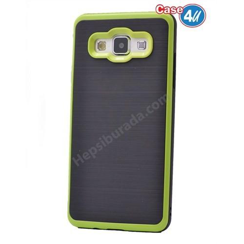Case 4U Samsung Galaxy J5 Infinity Koruyucu Kapak Fıstık Yeşili