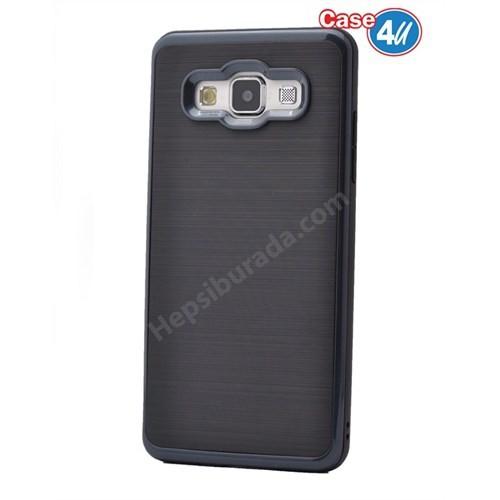 Case 4U Samsung Galaxy J7 Infinity Koruyucu Kapak Siyah